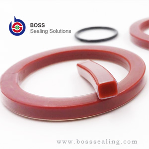Encapsulated Camlock Gaskets